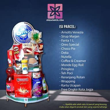 Parcel Mix – Rp. 550.000