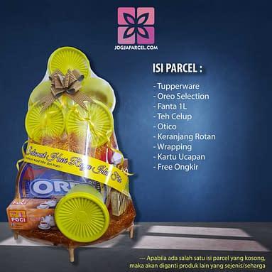 Parcel Mix – Rp 350.000