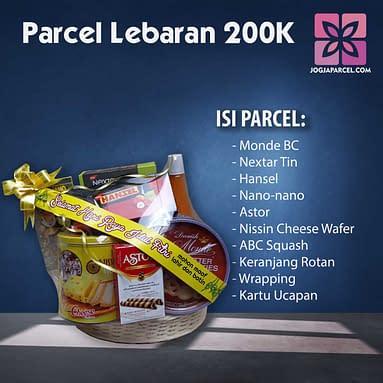 Parcel Lebaran 200K