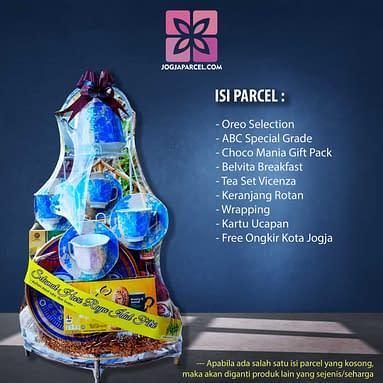 Parcel Mix – Rp 700.000